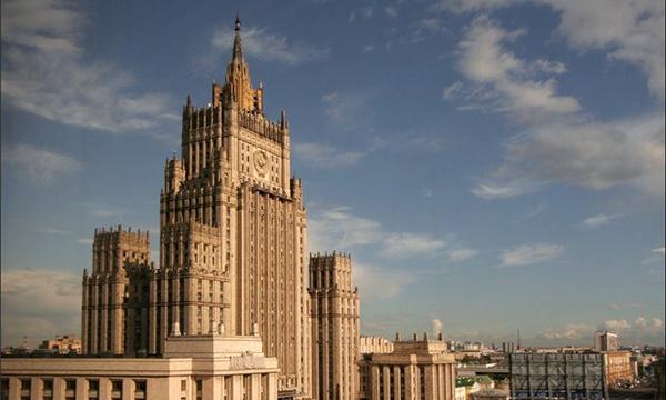 МИД России требует разъяснений по поводу заявления украинского президента