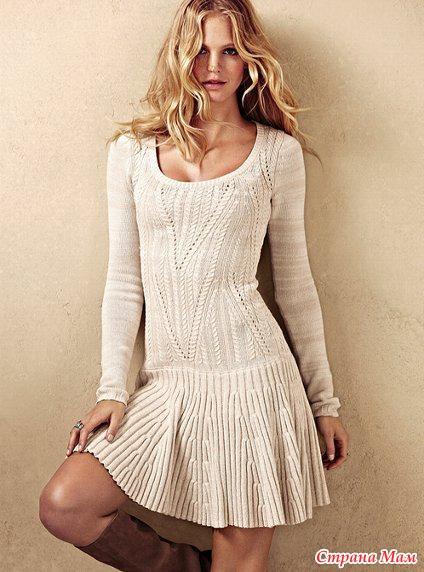 Платье Victoria's Secret.