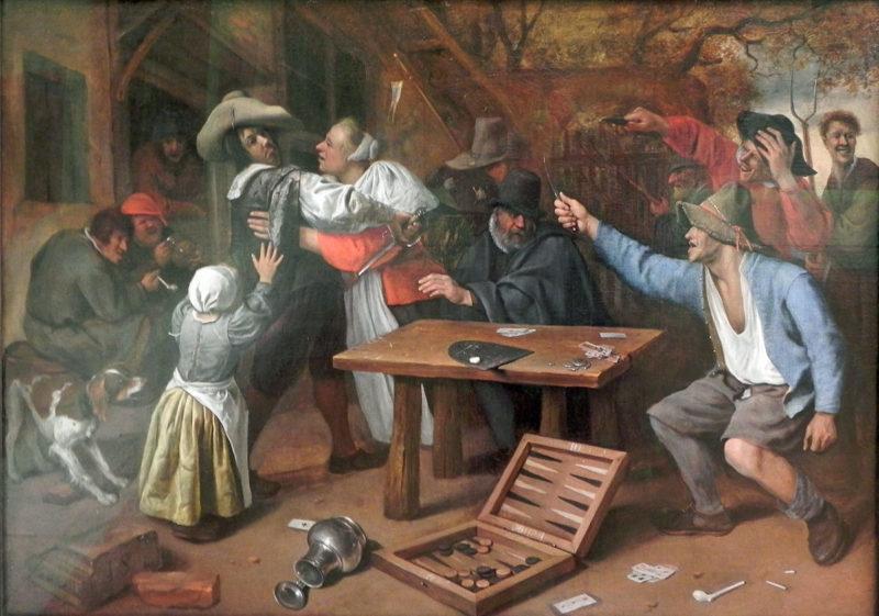 «Резать всех без разбору»: почему итальянцы считались самыми дикими бойцами на ножах?