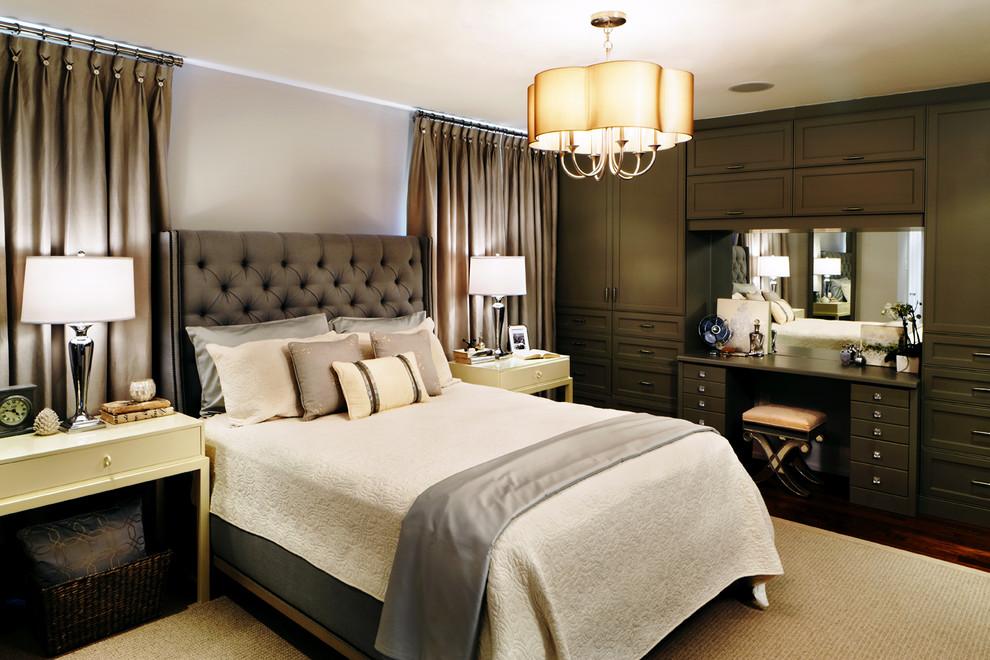 Дизайн спальни 14-15 кв.м - 4 удачные планировки