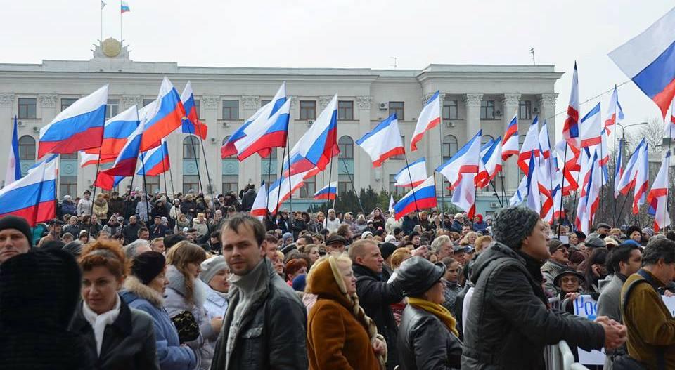 Немцы удивлены результатами соц.опроса в Крыму