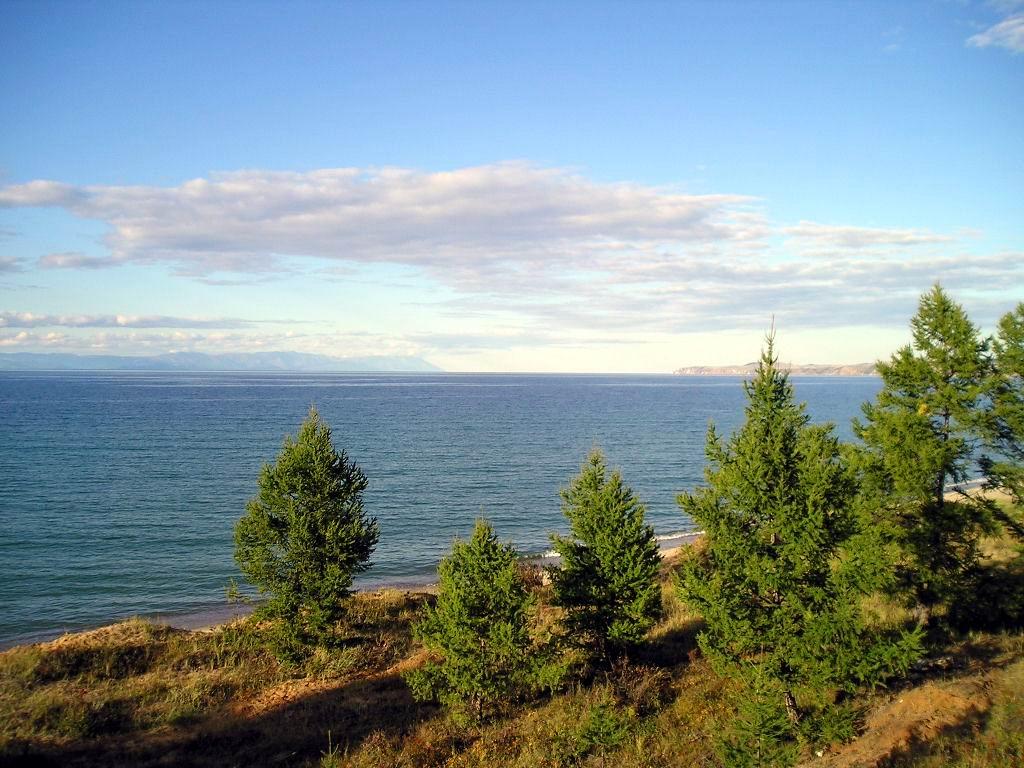 Озеро Байкал, фотография