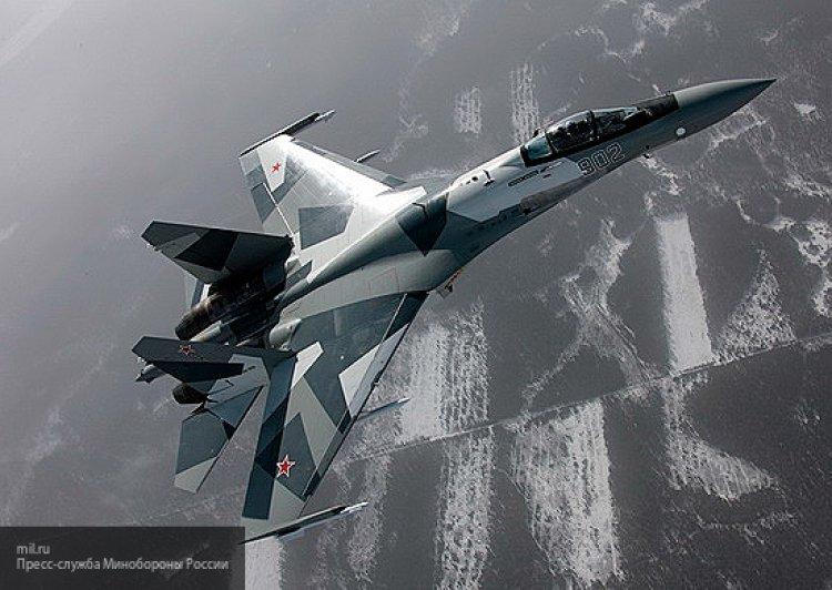 National Interest: Typhoon «порвет» Су-35 в «воздушной войне за Европу»