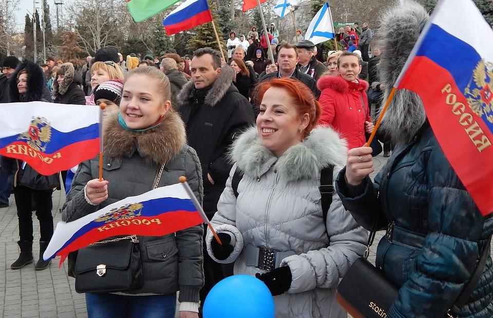 Опрос: 88% жителей Крыма дов…
