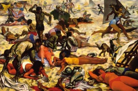 художник Ренато Гуттузо (Renato Guttuso) картины – 12
