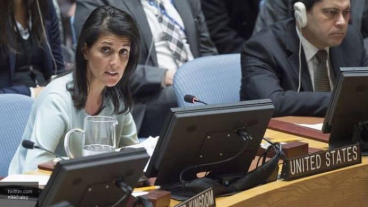 Никки Хейли: США не исключают нанесения удара по КНДР
