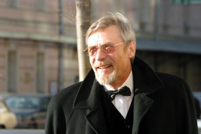 Своё 74-летие отметил Народный артист России  Александр Михайлов