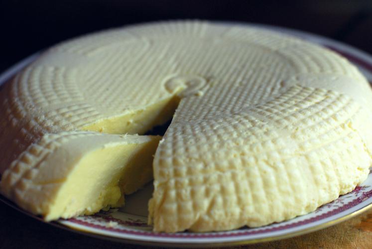 """Домашний сыр ПАНИР или """"Адыгейский"""". Рецепты"""