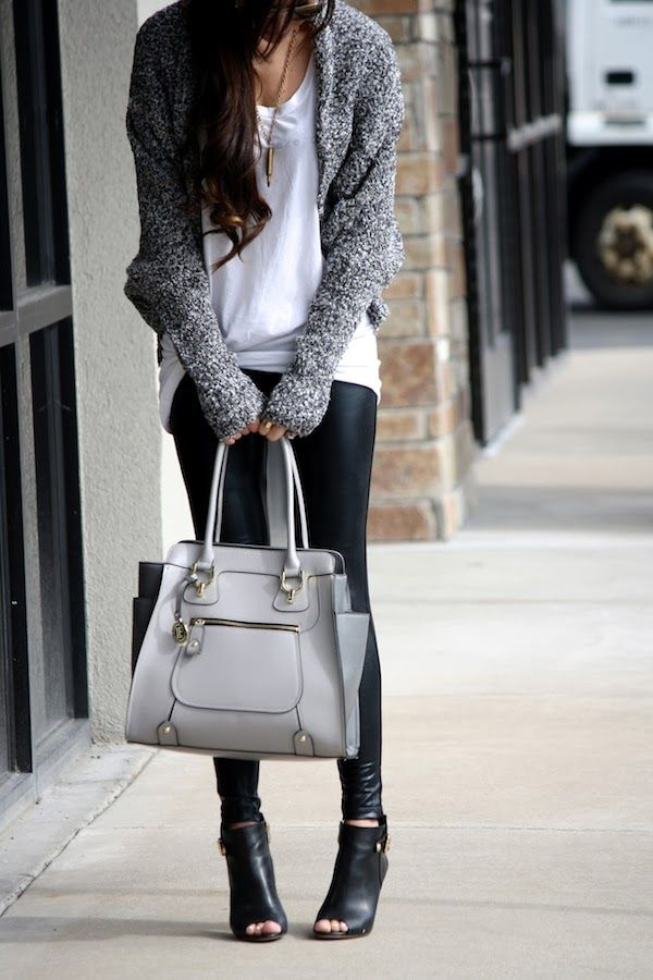 Доступная роскошь: ода серой сумке мечты или почему она должна поселится в вашем гардеробе