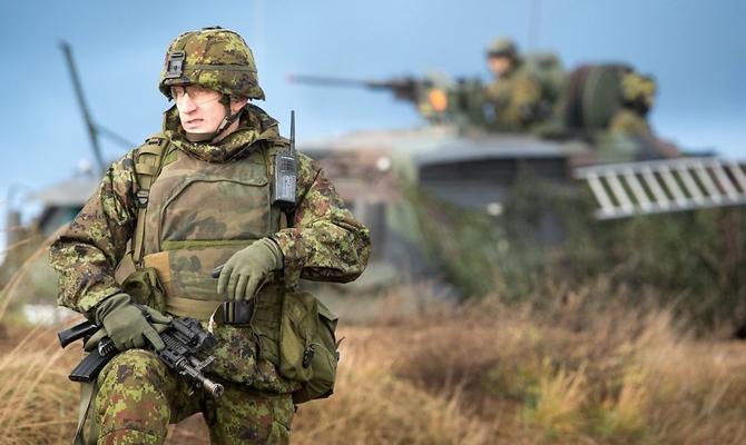 Черт из табакерки, или зачем НАТО «пасется» в Латвии