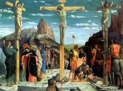 Адвокат из Кении требует наказать Италию и Израиль за распятие Христа..