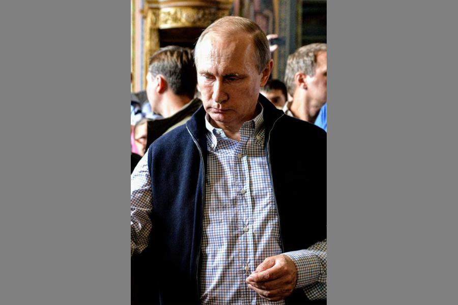 О Путине без грима и прикрас