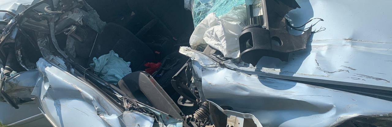 Ночные гонки в стиле форсаж закончились трагедией - погиб пассажир иномарки