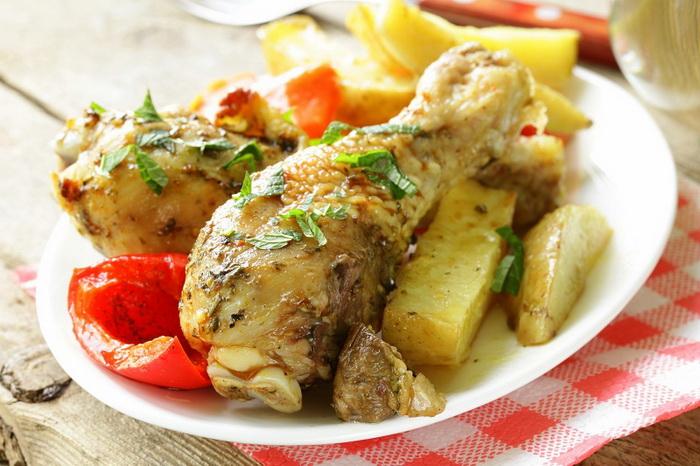Нежнейшая курица, приготовленная в банке. |Фото: takprosto.cc