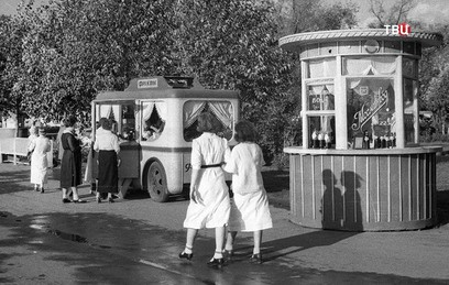 Москвичам покажут Парк Горького 1930-х годов