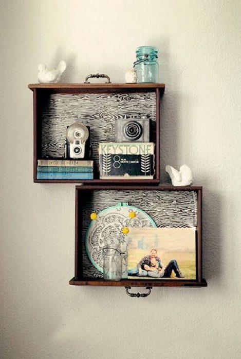 Мебель из старого комода (подборка)