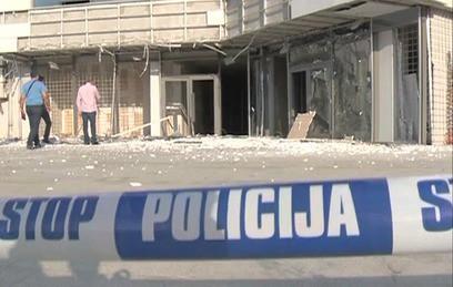 Мощный взрыв прогремел возле церкви в столице Черногории