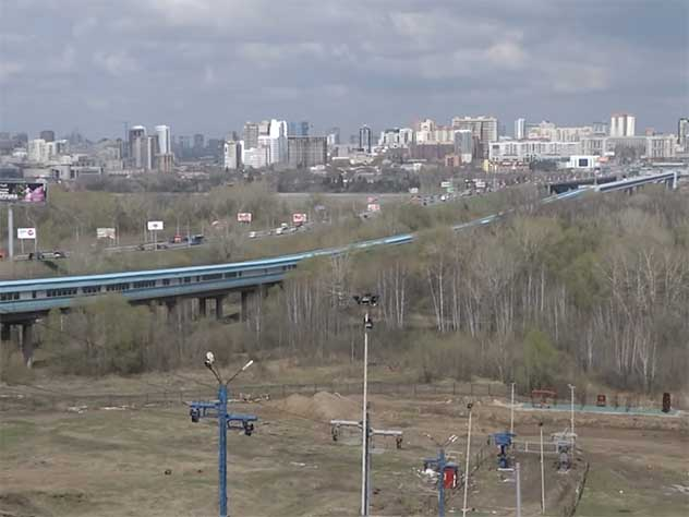 Что построят в Новосибирске к молодежному чемпионату мира по хоккею