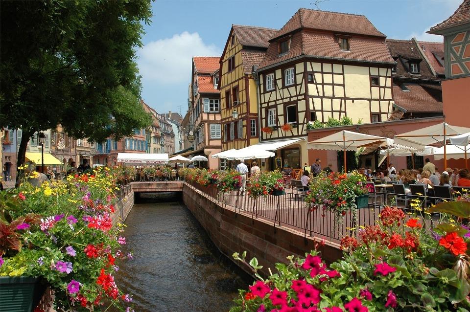 terraoko 20141217320 1 Кольмар   самый очаровательный город во Франции.
