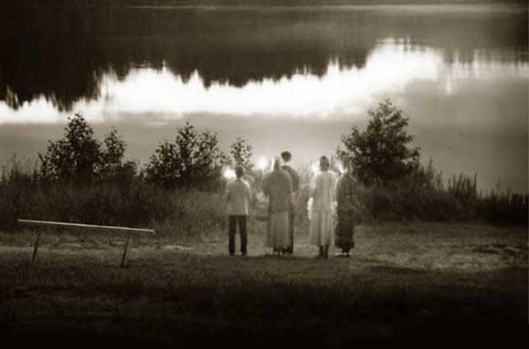Богомолье на Светлояре 1997г.