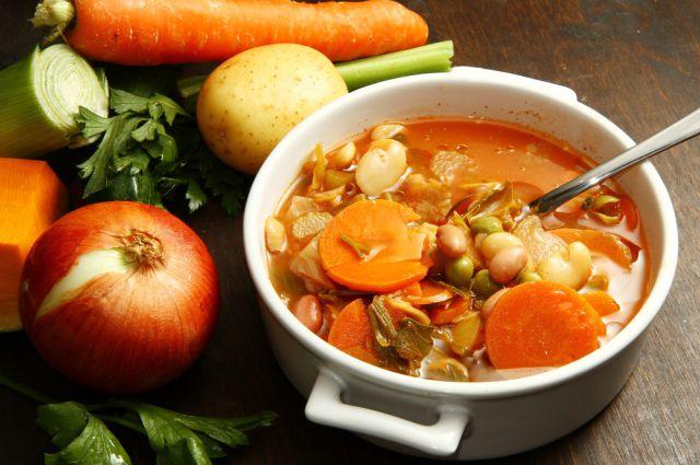 Гуляш, шурпа и другие супы, которые могут заменить целый обед