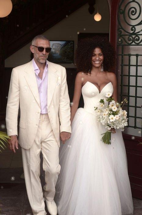 51-летний Венсан Кассель жен…