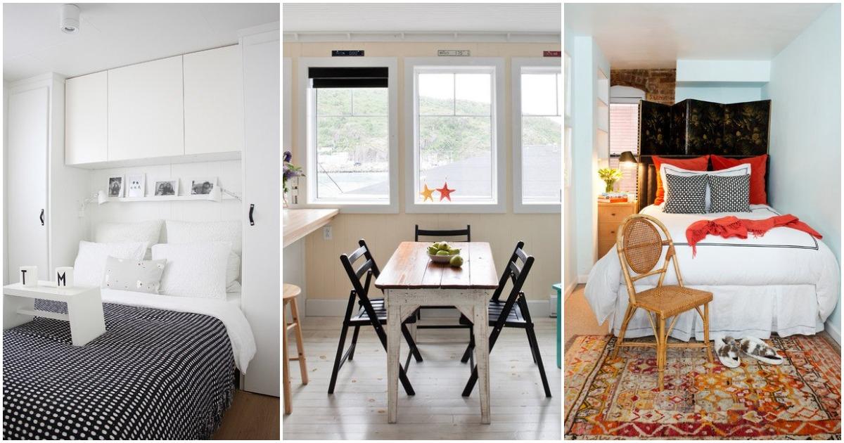 7 простых вещей, которые создадут ощущение простора в небольшой квартире