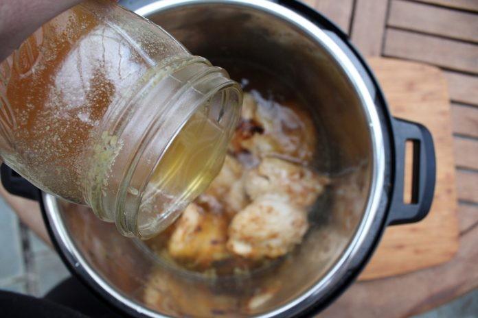 Кулинарный БУМ вкуса! Курица в мультиварке в сметанном соусе