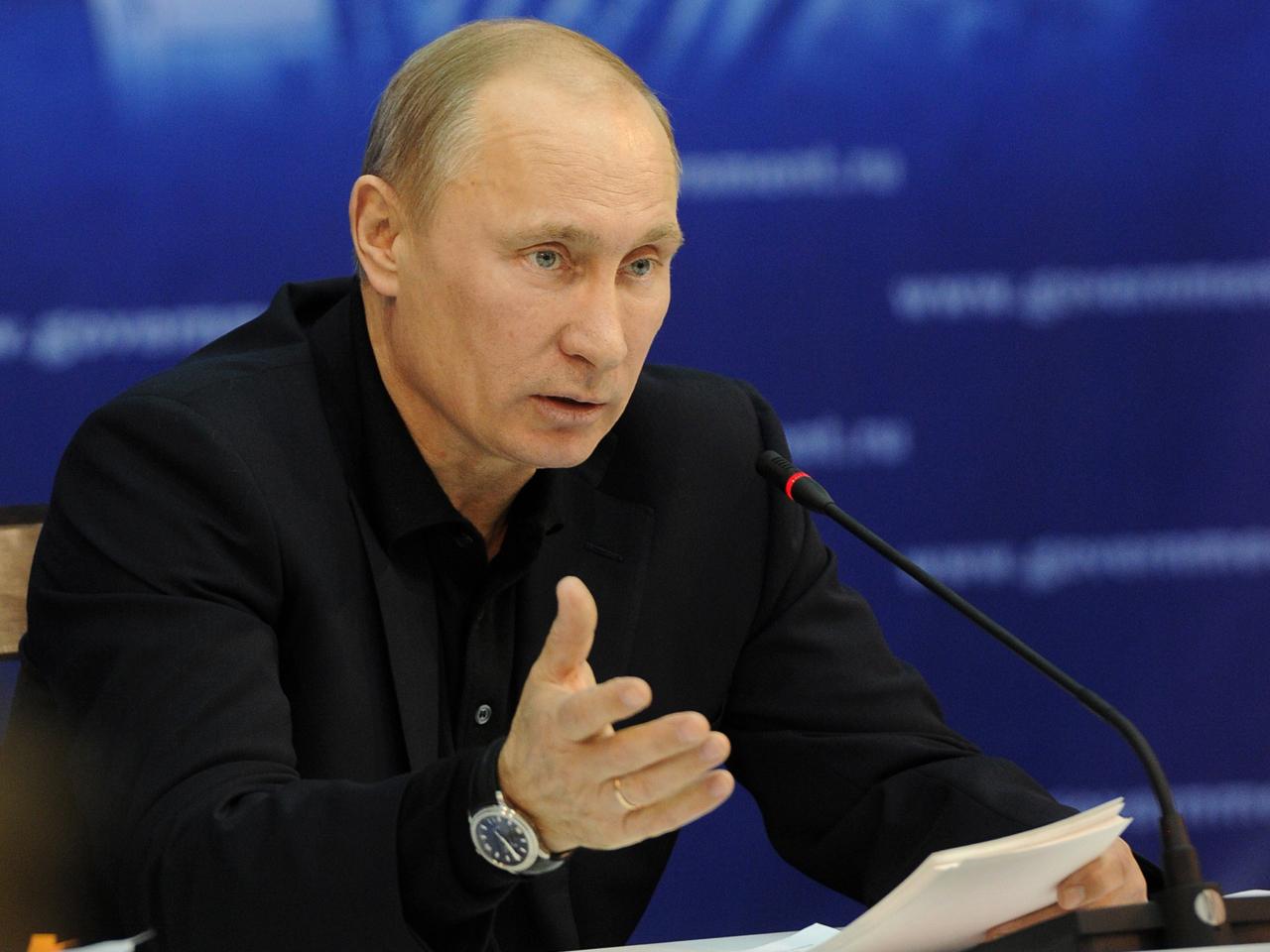 Президент РФ Владимир Путин озвучил план по стабилизации ситуации на юго-востоке Украины, состоящий из семи пунктов.