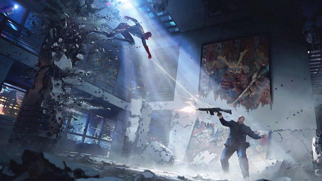 В новой игре про «Человека-паука» Паркер не подросток — это радует!