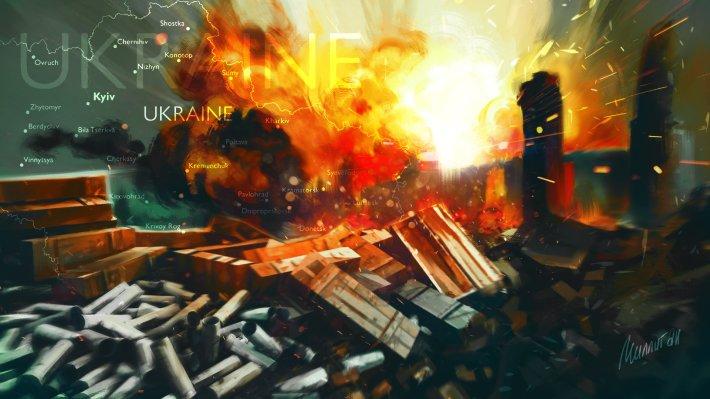 ВСУ «взорвали» свою причастность к крушению «Боинга» вместе со складом ракет под Черниговым