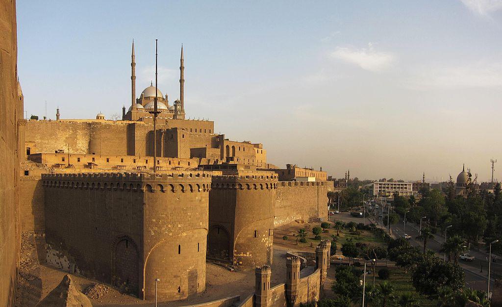 Цитадель Саладина (Египет, Каир)