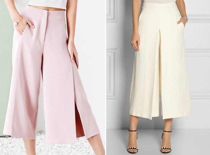 Женские брюки: тенденции сезона 2017