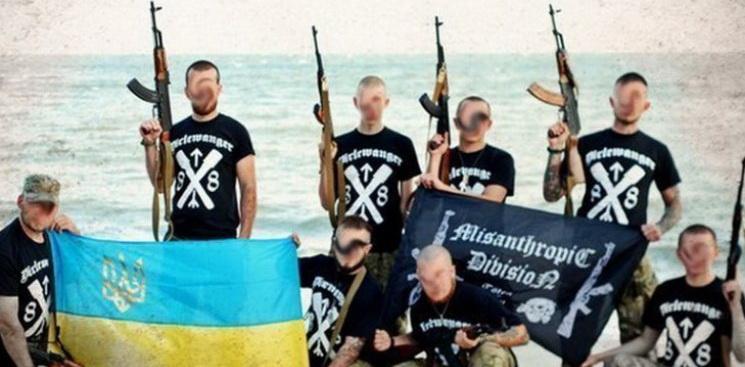 Воевавшие в Донбассе неонаци…