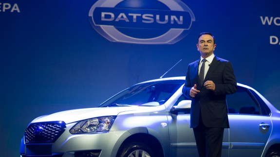 Названы города, где будут продавать Datsun on-DO