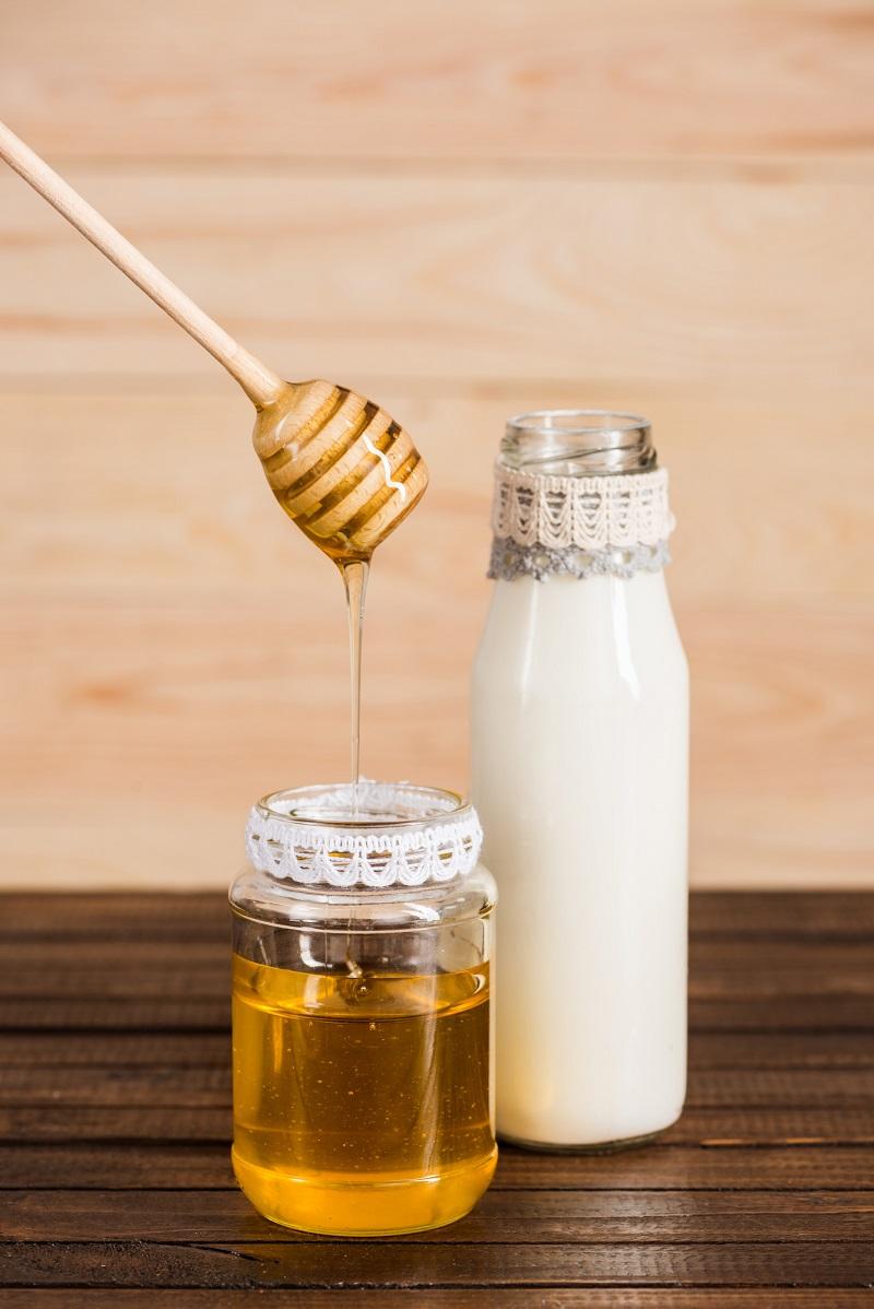 польза мёда