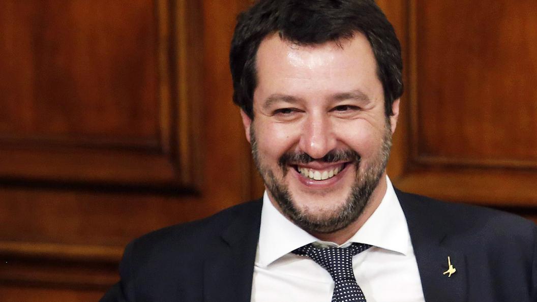 Маттео Необыкновенный: В чем секрет политического успеха Сальвини