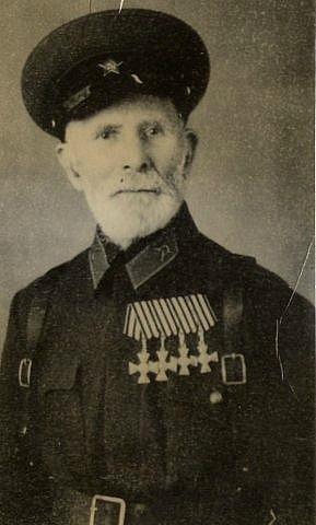 Неизвестный полный Георгиевский кавалер (4).