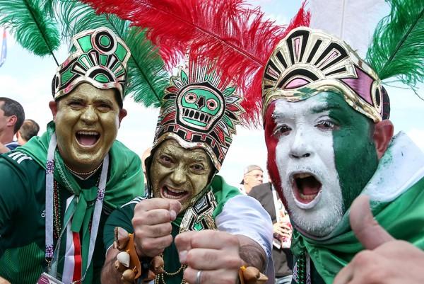 Фанаты сборной Мексики стали…