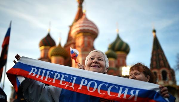 Россия уже является великой …