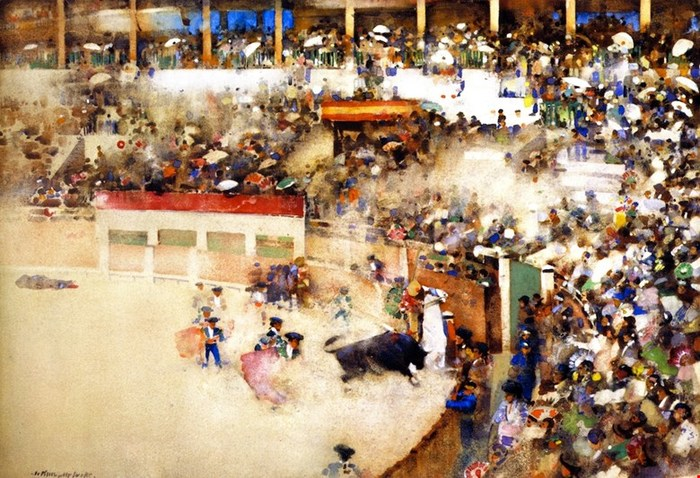 The-Little-Bullfight--'Bravo-Toro' (700x478, 133Kb)