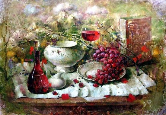 художник Елена Ильичева картины – 41