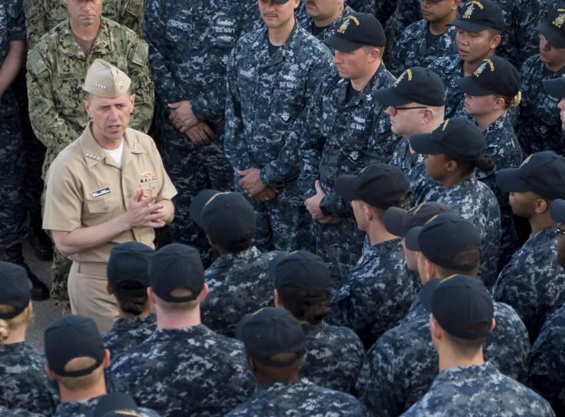 Флот из 355 кораблей. Мнение Дж. Ричардсона и оценки Бюджетного управления Конгресса