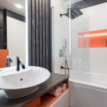 Как оформить ванную комнату в светлых тонах?-2