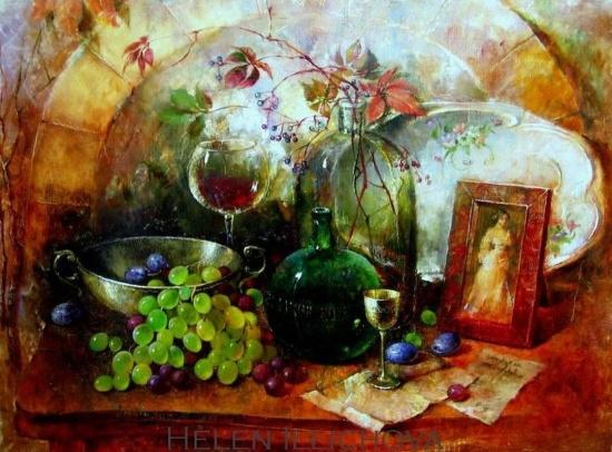 художник Елена Ильичева картины – 16
