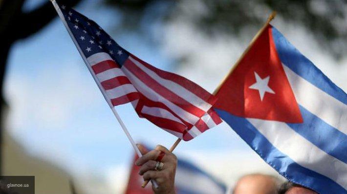 Власти США ограничат доступ граждан к туристическому отдыху на Кубе