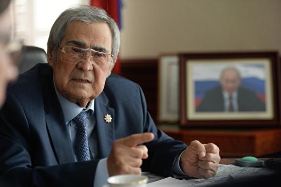 Источник: Аман Тулеев может объявить о своей отставке в воскресенье