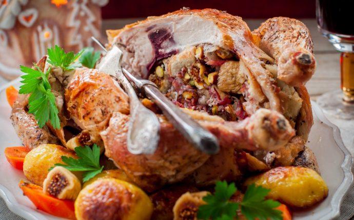 10 шикарных горячих блюд на …