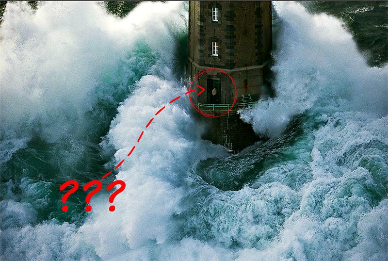 Посреди бури: выжил ли смотритель маяка с легендарной фотографии?