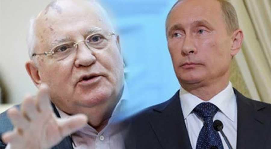 "Конституция Путина: прощание с ""перестройкой""."